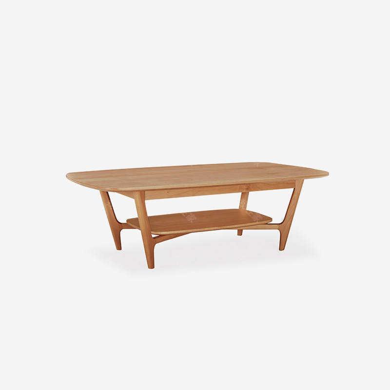原木北欧风格莳光茶几(样品特惠)的家具详细介绍