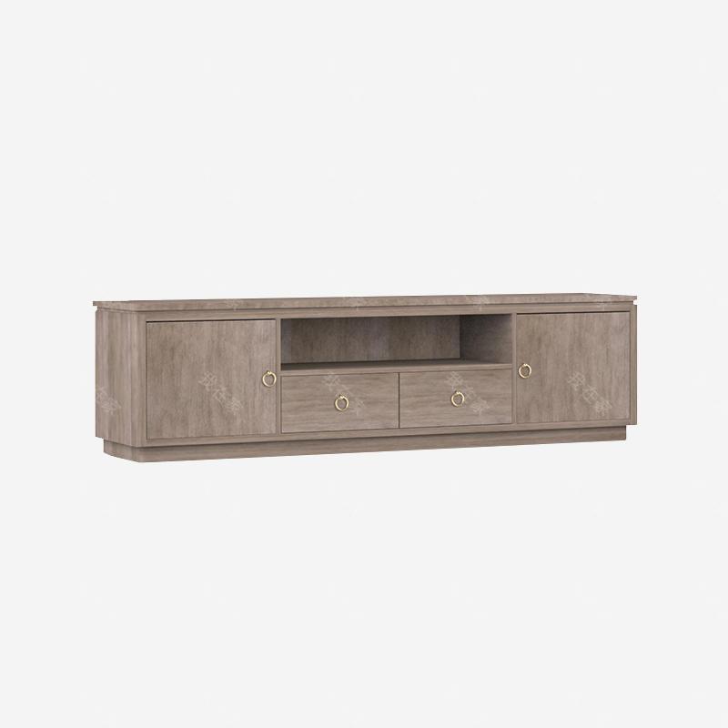 现代美式风格波兰特电视柜