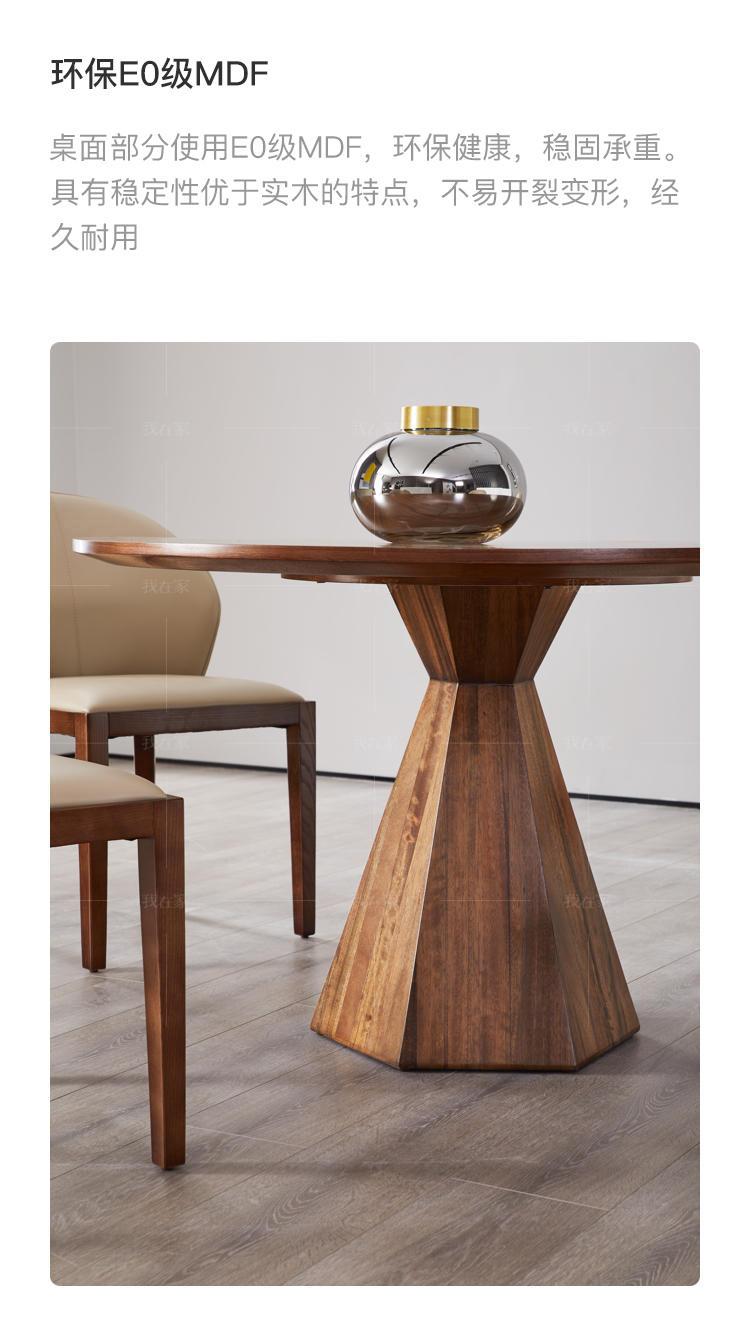 意式极简风格巴里餐桌(样品特惠)的家具详细介绍