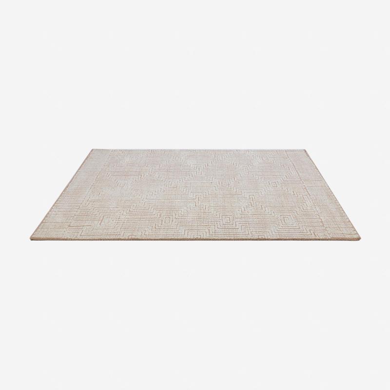 毯言织造品牌摩卡简约纯色地毯的详细介绍
