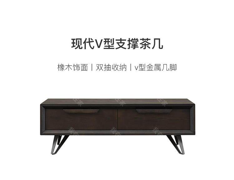 意式极简风格菲尔特茶几(样品特惠)的家具详细介绍