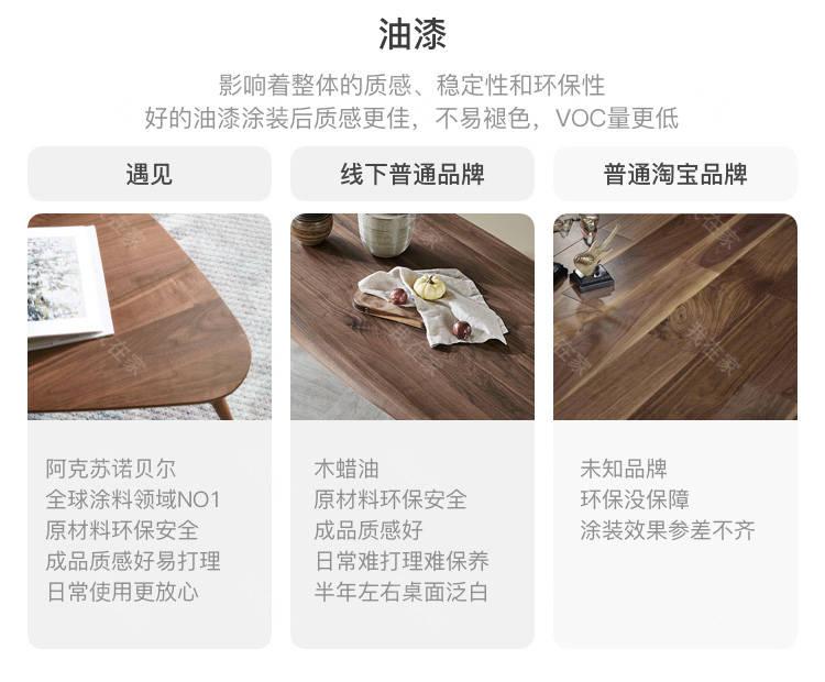 原木北欧风格随心双人床的家具详细介绍