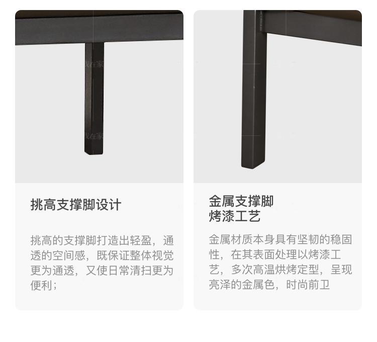 意式极简风格克洛沙发的家具详细介绍