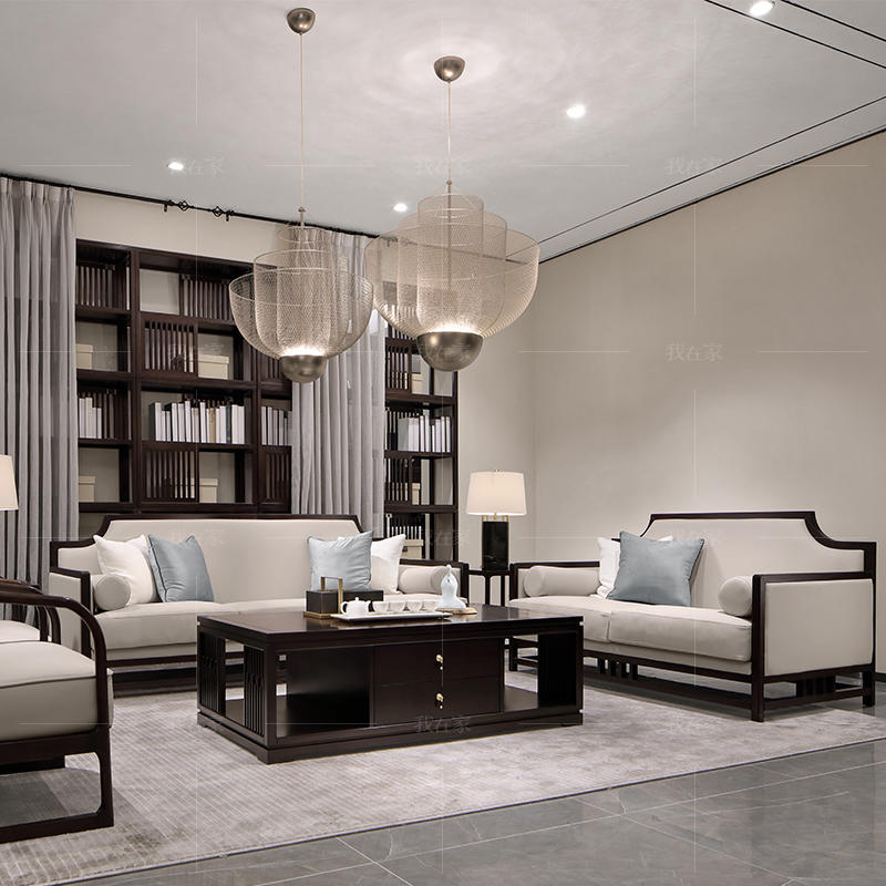 新中式风格锦里沙发