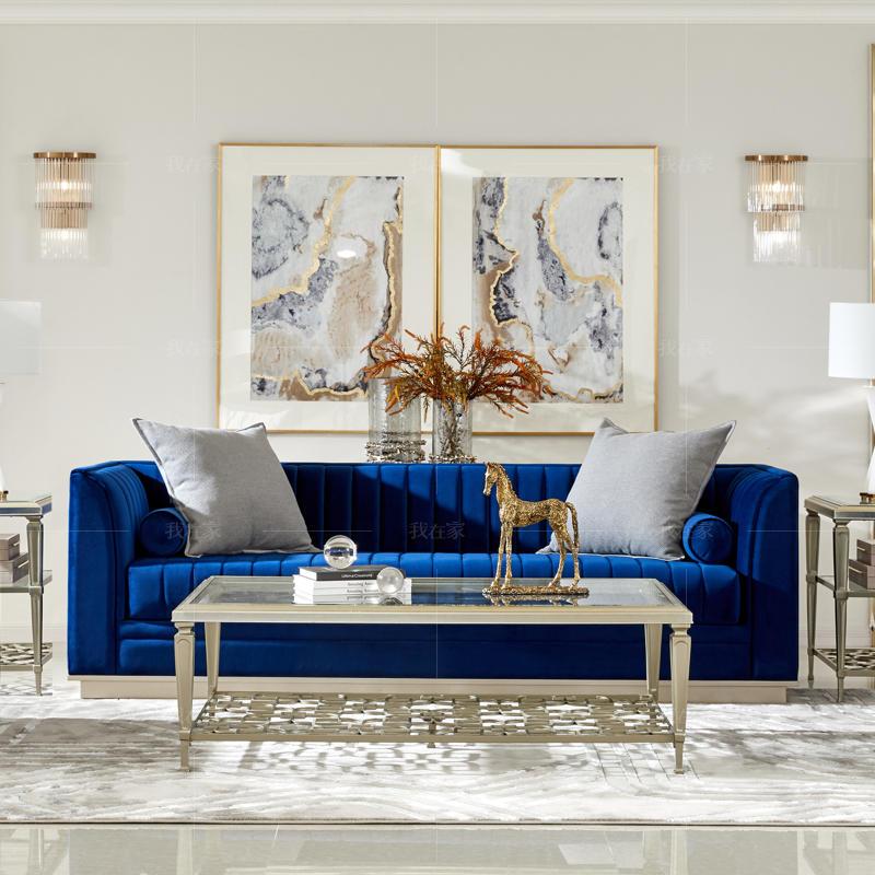 轻奢美式风格多伦多沙发
